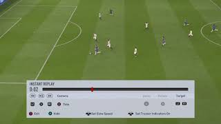 This is what aggression mean on FIFA 19