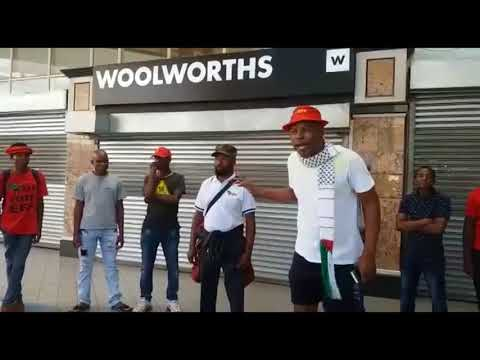 EFF Target Woolworths And Jewish Community