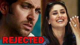 Kareena Kapoor 'REJECTED' Hrithik Roshan? | Bollywood News