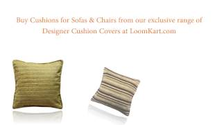 Loomkart:curtains,blankets,double Bed Sheets,cushion Covers