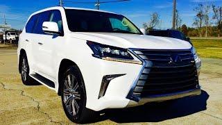 Lexus LX 570 2016 Videos
