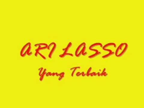 Ari Lasso-Yang Terbaik