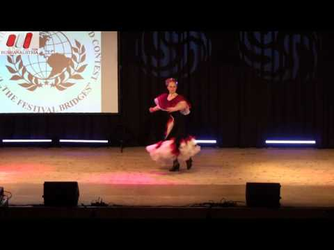 Видео: Испанский дух огня Шоу группа Тирас. Жуков Вена