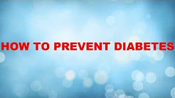 How To Prevent Type 1|Type 2 Gestational Diabetes