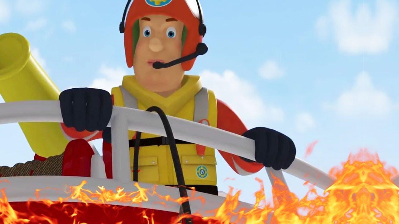 Sam il pompiere italiano nuovi episodi gli scherzi