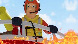 Sam il Pompiere italiano nuovi episodi 2017 | Gli scherzi di Norman - 30 Minuti | Cartone