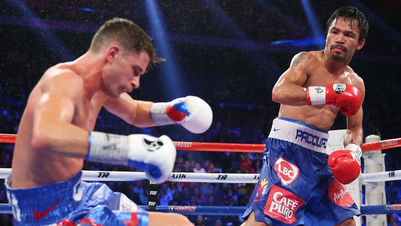 Image result for Manny pacquiao vs Chris Algieri