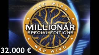 Wer wird Millionär Soundtracks [8] - 32.000-500.000 €