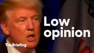 Low opinion | The Briefing