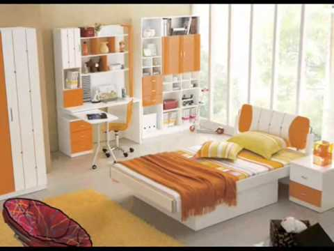 chambre a coucher enfant youtube. Black Bedroom Furniture Sets. Home Design Ideas