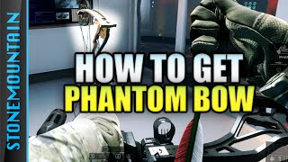 SOLVED! How to get BF4 Phantom Bow Final Stand Easter Egg (Tutorial/ Find Dog Tag Easy/ Every Step)