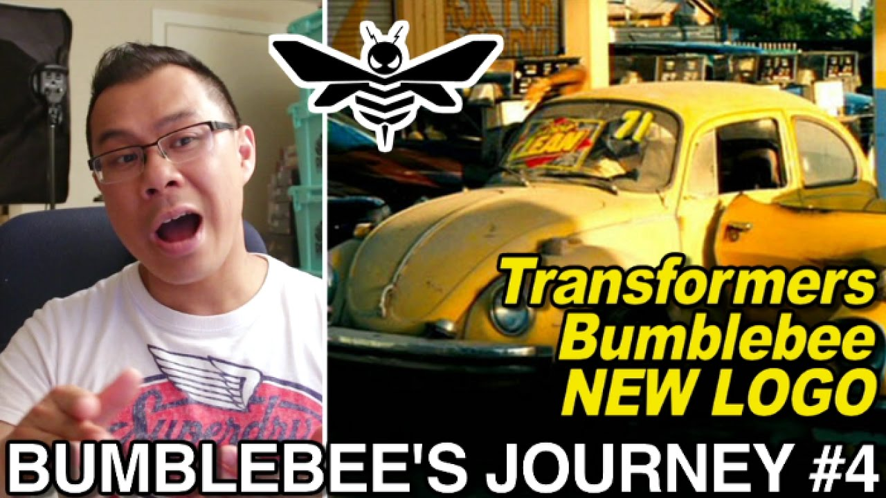 transformers bumblebee official logo revealed