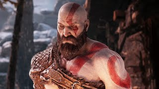 God of War (PS4) - Final Boss Fight & Ending