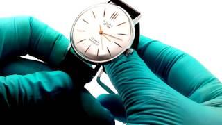 Russian Vintage Watch Poljot De Luxe
