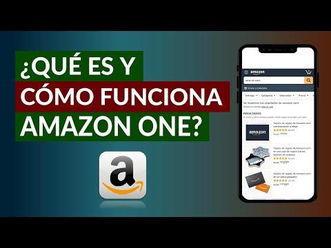 ¿Qué es y Cómo Funciona Amazon One? - Paga tus Compras con la Palma de tu mano