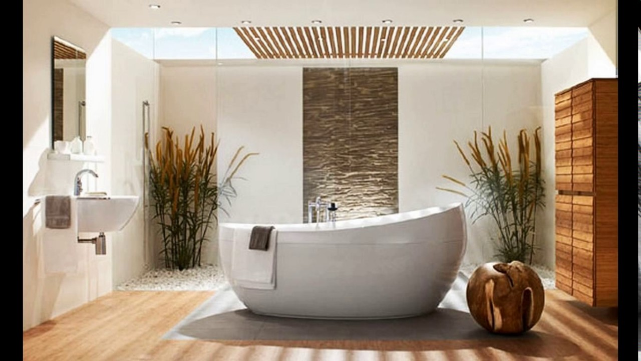 Bamboo bathroom design Bamboo bathroom design