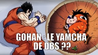 GOHAN = LE YAMCHA DE DBS ?? - DRAGON BALL SUPER 80