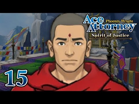 TOME OF SECRETS - Let's Play - Phoenix Wright: Ace Attorney: Spirit of Justice - 15 - Playthrough