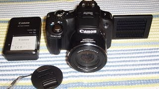 Canon PowerShot SX50 HS Digital Camera Review-A Good All-Around Camera