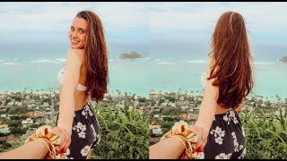 skipping school to explore hawaii with THE ava jules. my first day in hawaii!!! i'm missing a week of school to visit my internet best friend for my 17th birthday. i ...