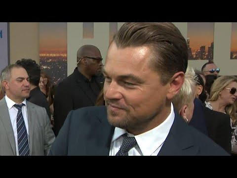 Why Leonardo DiCaprio Says Working With Brad Pitt Comes Natu