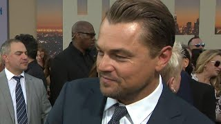 Why Leonardo DiCaprio Says Working With Brad Pitt Comes Naturally (Exclusive)