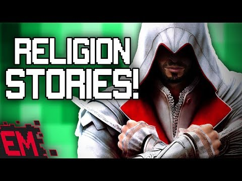 Games God Hates + Church Stories w/ Benny!