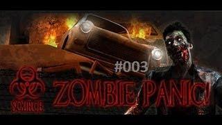 Let's Play Zombie Panic! Source #003 [Deutsch][HD] - Die Baricaden