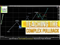FOREX TRADING: Teaching the Complex Pullback