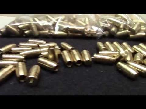 Reloading.458 Socom With KAK INDUSTRY Brass Projectiles