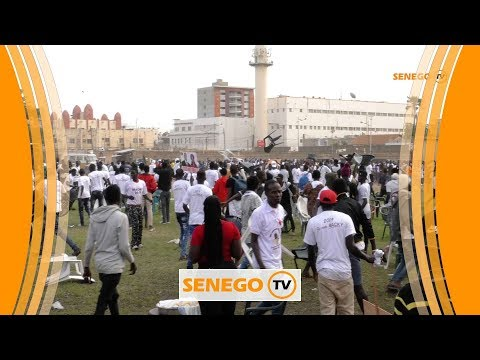 Investiture de Macky Sall : Chaude bagarre entre militants de l'Apr…