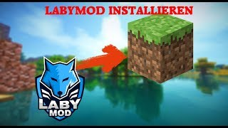 Labymod in Minecraft Installieren Version 1.12.2 [GER]