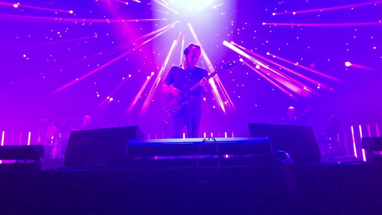 Radiohead - Airbag (Kansas City, MO April 5th, 2017) - YouTube