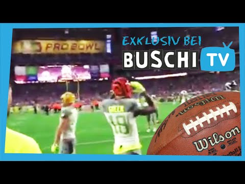 Pro Bowl und Tailgating! | Buschi goes Super Bowl 2015