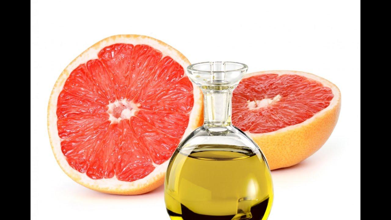 Grapefruit Seed Oil Health Benefits - YouTube