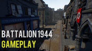 Battalion 1944 Early Prototype PC Gameplay | NO COMMENTARY