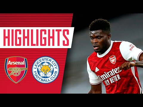 HIGHLIGHTS | Arsenal vs Leicester (0-1) | Premier League