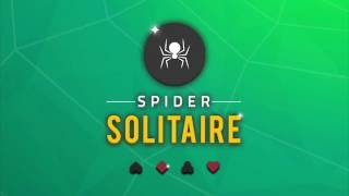 Spider Solitaire: The most loved 2 Deck Solitaire card game
