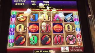 Double Agent Slot Machine Bonus Spins NICE WIN!