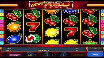 Lucky Red Seven Ultra Spielgeld Casino Community Casoony mit 100 Freispiele Casino Bonus