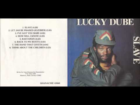 The hand and giveth - Lucky Dube