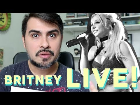 Britney ainda sabe cantar ao vivo?