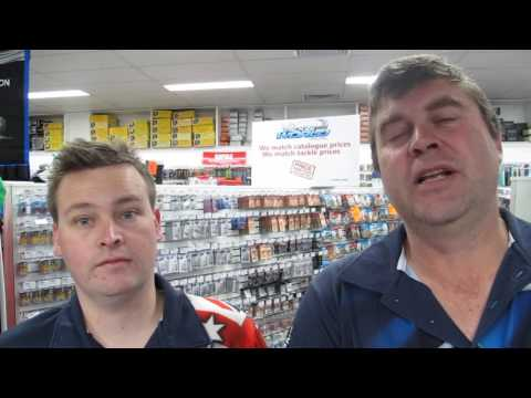 Trellys Tackleworld Geelong - Fishing Report 2/11/16