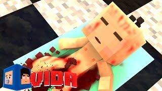 Minecraft Vida: O BEBÊ NÃO RESISTIU !!! #33