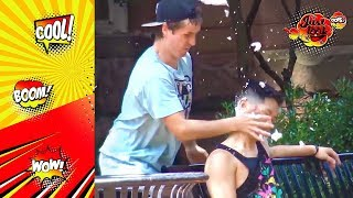 Pie in the face prank | Pieing Prank Compilation | Cake In The Face Prank