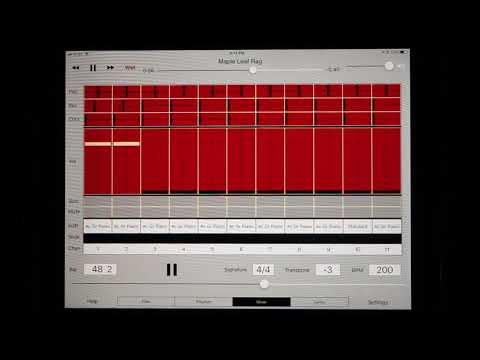 MIDI – AppCordions