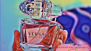 Reviewing Versace Bright Crystal Perfumes Haul Trinidad