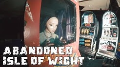 Urban Exploring Abandoned Derelict Arcade Isle of Wight (URBEX) Abandoned Places Explored Arcade