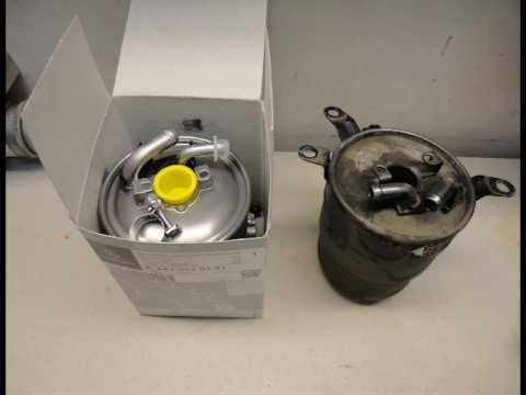 fuel filter youtube2008 Jeep Liberty Fuel Filter #11