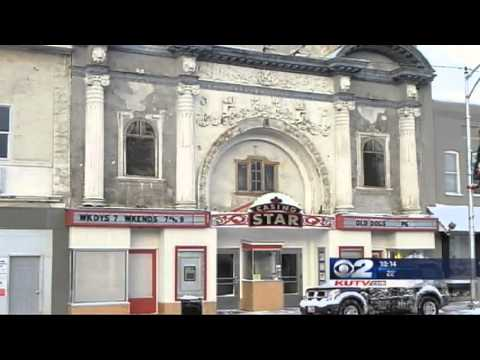 Historic Utah Theater Looking For A Rebirth
